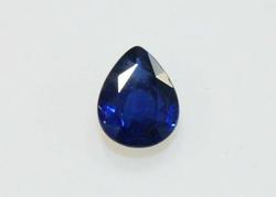 Stately Natural Sapphire - 0.92 ct.