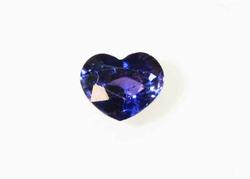 Stunning Natural Color Change Sapphire - 0.94 ct.