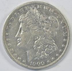 Scarce 1900-O/CC Morgan Silver Dollar. Nice