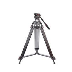 1.5m Foldable Aluminum Alloy DSLR Camera Tripod