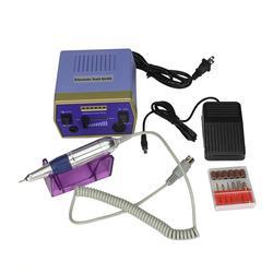 30000RPM Electric Manicure Drill File Machine Blue