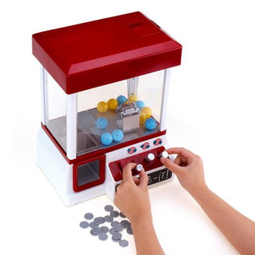 Retro Claw Game Arcade Grabber Machine