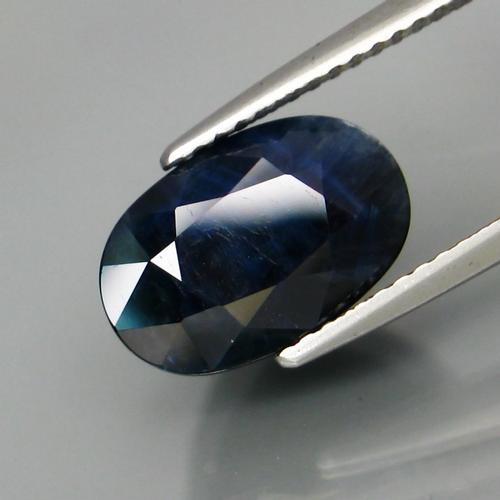 Large 6.45ct HEATED ONLY Sapphire