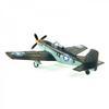 1943 Grey Plane Metal Airplane Sculpture