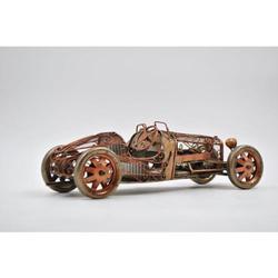 Handmade Antique Birthday craft Racing Car Model