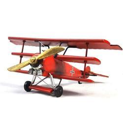 1917 Red Baron Fokker Tri Plane