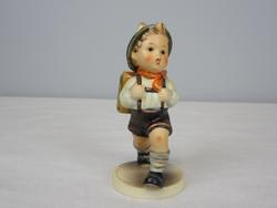 School Boy Hummel Figurine