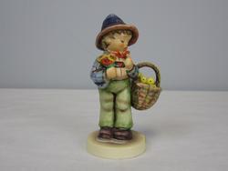 Easter Greetings Hummel Figurine