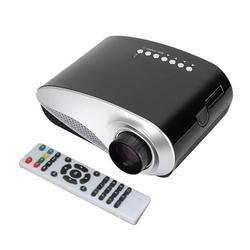 Mini LED Projector 120 lumens 1080P HD Contrast