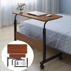 80x40cm Computer Table Laptop Desk Adjustable Stand