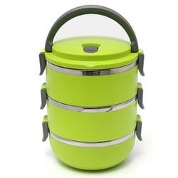 3 Layers Stainless Steel Insulation Thermal Lunch Box