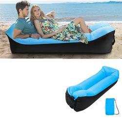 Inflatable Sofa Camping Travel Air Lazy Sofa
