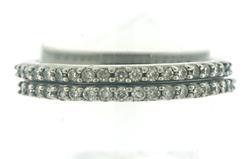 Beautiful Matching 2 Diamond Rings