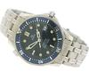 Omega Seamaster Professional Blue Wave Dial Watch