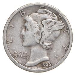 1926-S Mercury Dime