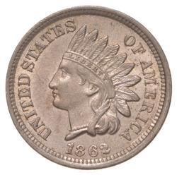 1862 Indian Head Cent - Civil War Era!