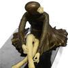 Dancer Bronze Statue
