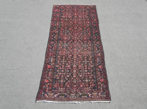 Semi Antique Persian Malayer 9.7x3.7