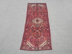 Semi Antique Persian Sarouk 11.4x3.7