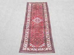 Semi Antique Persian Hosseinabad 10.11x3.7