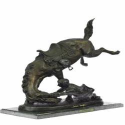 Wicked Pony Bronze Sculpture