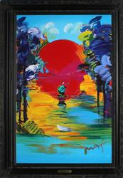 PETER MAX BETTER WORLD 2008