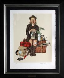 NORMAN ROCKWELL BACK FROM CAMP 1976