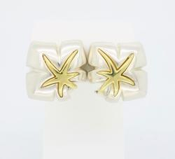 Tiffany & Co. Ivy Starfish Vintage Earrings