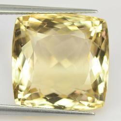 AAA 19.14ct VVS Golden Heliodor Beryl