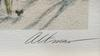 Harold Altman Artist Proof Lithograph