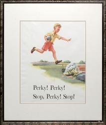 ELEANOR CAMPBELL & KEITH WARD PERKY! PERKY!