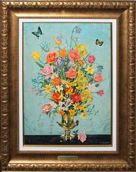 JACQUES GENEVRAIE-THIEBSART FLOWERS