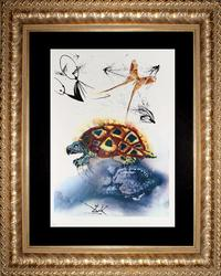 SALVADOR DALI THE MOCK TURTLE'S STORY 1969