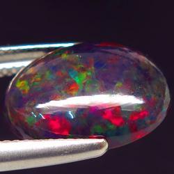 Superb 5.72ct Yita Ridge Black Opal
