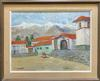 R. Devercelli Original Oil On Canvas