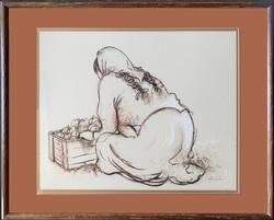 Watercolor & Gouache Sketch