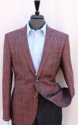 Handsome Slim Fit Sport Jacket by Galante