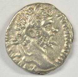 Nice Septimius Severus Roman Silver Denarius 192-211 AD