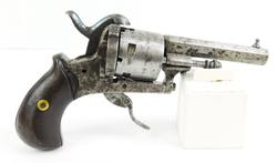 1878 American Model The Defender Pin-Fire Pistol