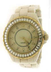 Adrienne Ceramic Ladies Watch