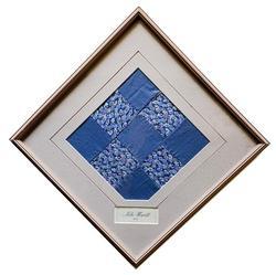 Nola Hawell 1989 Silkscreen on Fabric