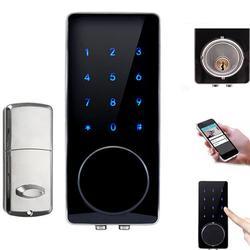 Bluetooth Smart Digital Door Lock Home Security Lock