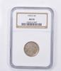 AU55 1923-S Indian Head Buffalo Nickel - Graded NGC