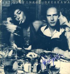 Art Garfunkel Autographed Signed Breakaway Album Cover