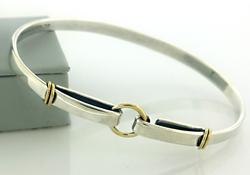 Tiffany & Co Hook Bangle Bracelet
