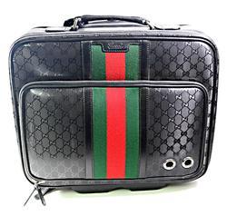 Gucci GG Imprime Carry on Pilot Case