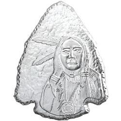 Arrowhead .999 Silver 1oz Bar