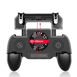 Mobile Controller Trigger Shooter Game Handle 4 In 1