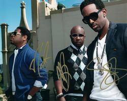 Boyz ll Men Autographed End Of The Road Photo