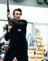 Al Pacino Autographed Signed 8×10 Heat Photo